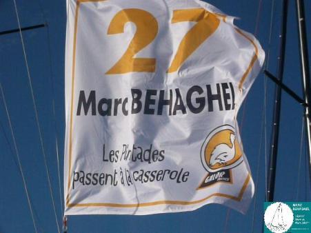 Marc BEHAGHEL, le n°27 des class40.