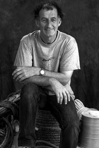 Portrait de Hubert Desjoyaux par Yvan Zedda.
